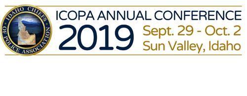ICOPA 2019 Fall Conference – Idaho Chiefs of Police Association