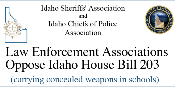 Idaho Chiefs of Police Association – Tranquility for those